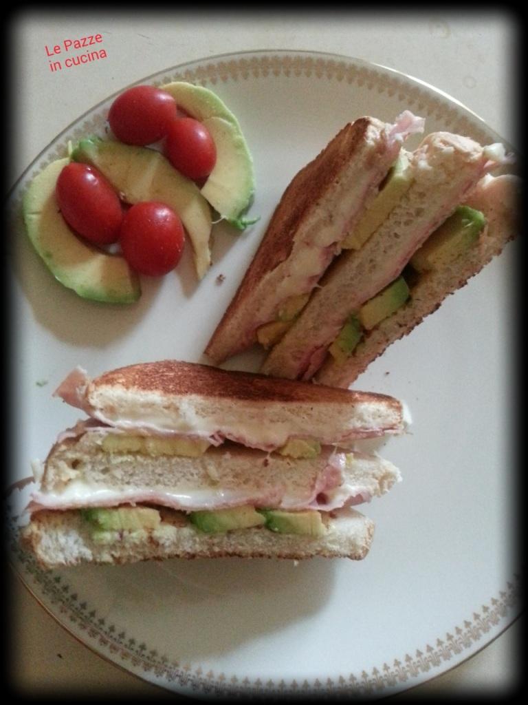 Sandwich golosi
