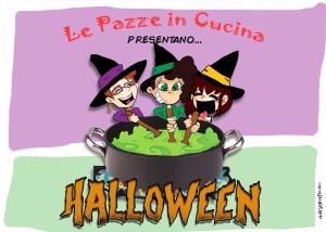 Le Pazze in cucina e Halloween